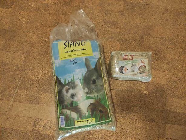 Sprzedam NOWE sianko dla świnki morskiej/królika