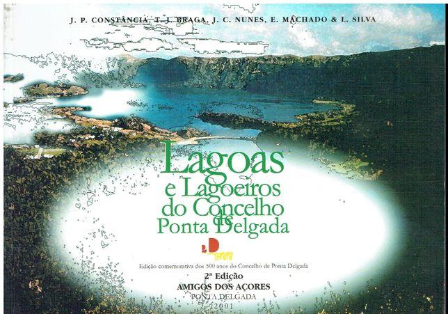 6976 Lagoas e lagoeiros do concelho de Ponta Delgada / de J. P. Con