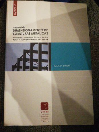 Dimensionamento de estruturas metálicas