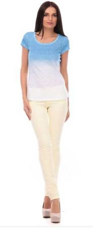 Женские  брюки бренда Colins