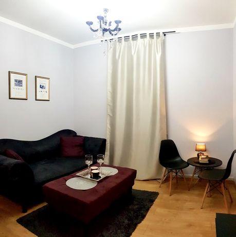 Przestronny apartament trzypokojowy