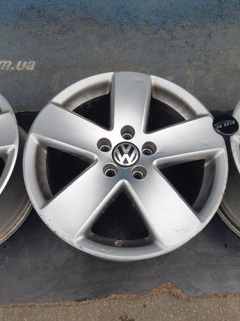 Goauto комплект дисков Volkswagen 5/112 r17 et47 7.5j dia57.1 в идеаль