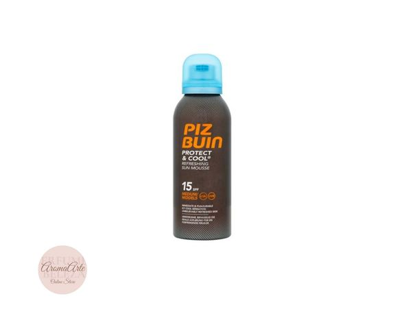 Piz Buin Protect&Cool Mousse SPF15 150ml