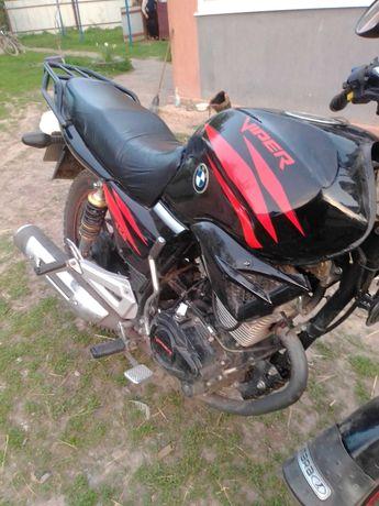 Мотоцикол вайпер 150