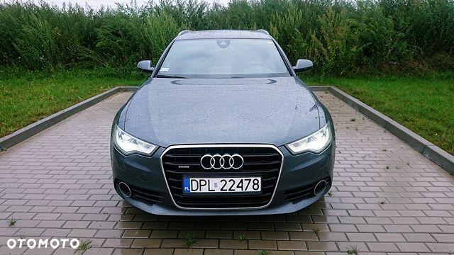 Audi A6 A6 3.0 TDI 4X4