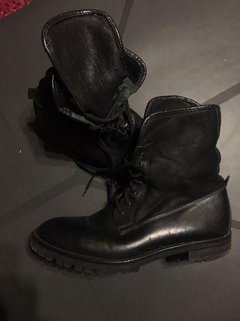 Ботинки Gino Rossi. 43 размер. Зимние.