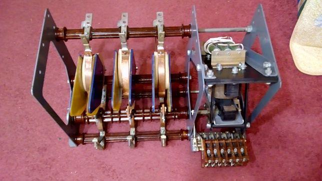 Контактор КВ-2м для реверсор РВ-2м