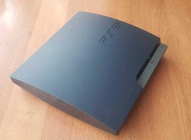 PS3 Slim на запчасти