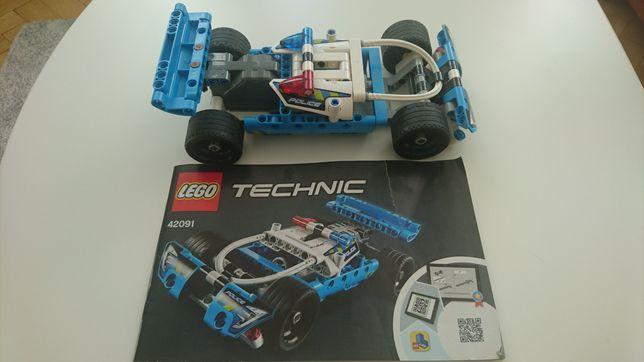 Klocki Lego Technik 42091 dla chłopca