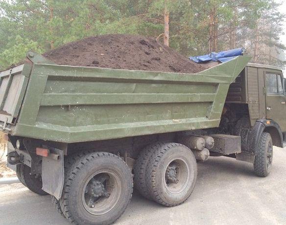 Песок отсев привозим щебень любая фракция бут бутовый щебень чернозем