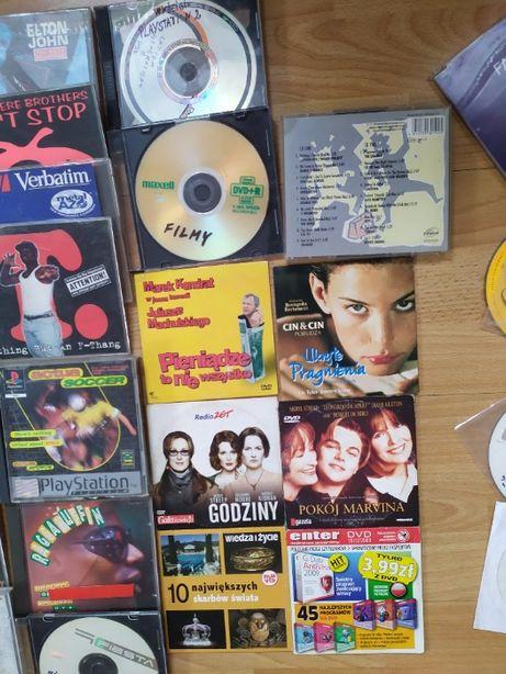 filmy dvd różnego rodzaju