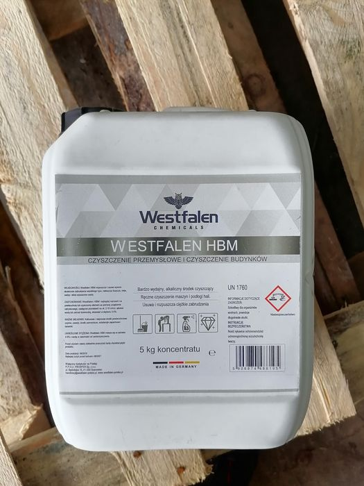 Westfalen HBM 5kg Kielce - image 1