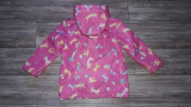 Термо куртка 6-8лет