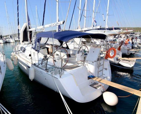 Jacht żaglowy Beneteau Oceanis 43, 2009r.