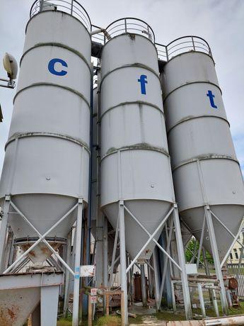 Silos stalowy  70 ton