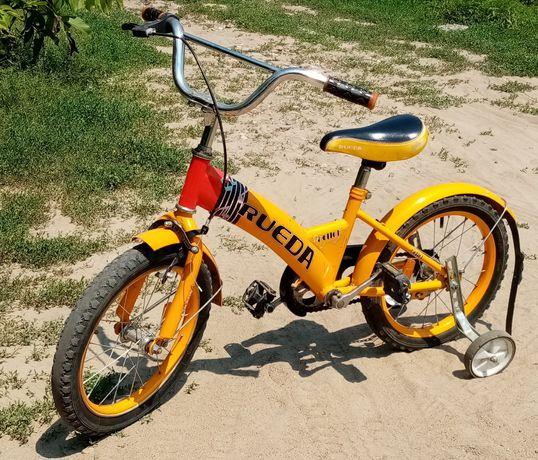 Велосипед, детский велик,  колесо 16