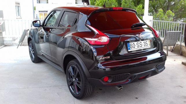 Troco Nissan Juke
