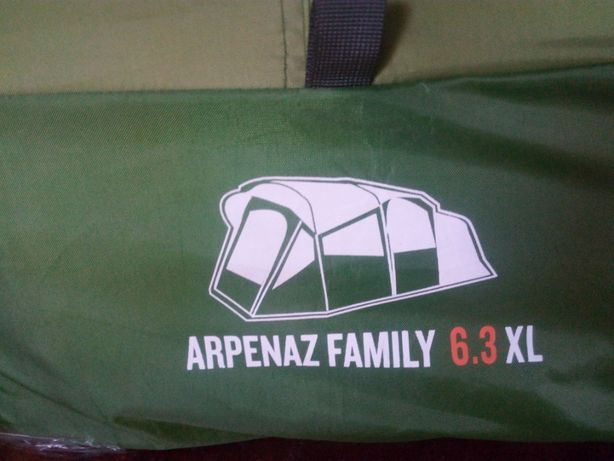 Tenda familiar t6,3 XL