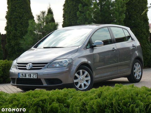 Volkswagen Golf Plus 102% satysfakcji i zadowolenia od Pierwszego Wlasciciela
