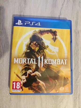 Mortal Combat 11 Ps4