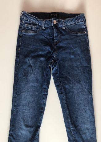 Jeansy spodnie mohito