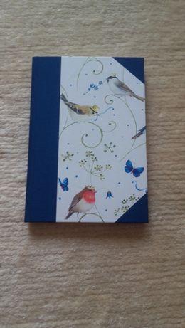 "Notatnik ""Birds"""