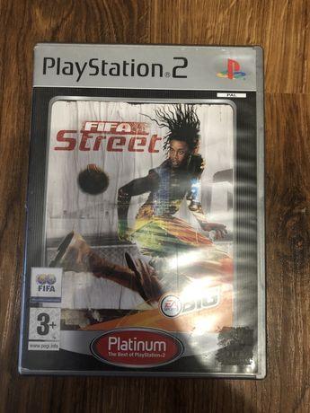 Gra na PS2 - FIfa Streen. Dobry stan.