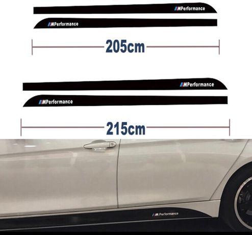 BMW M Performance Autocolantes Embaladeira F30/31/32/33/10/11 E60/61