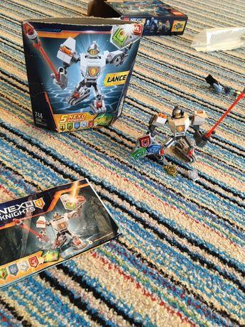 Lego nexo knights Lance