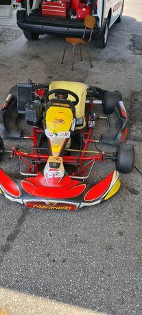 Karting rotax max