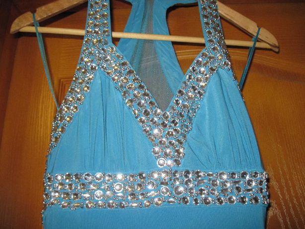 Красивое выпускное (вечернее) платье