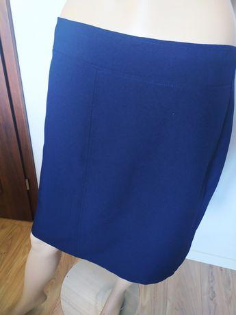 SG klasyczna spódnica damska 42, L, ołówkowa spódnica 42, L