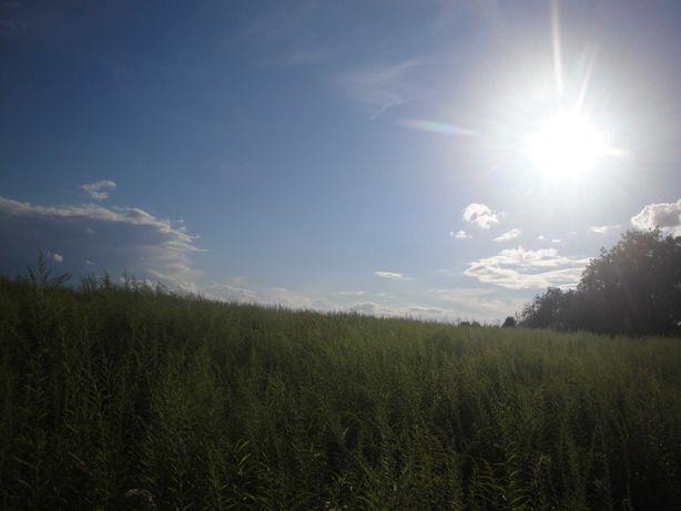 Słoneczna działka - okolice Krakowa - bez pośredników