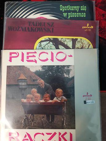 Płyty winylowe - Polscy wykonawcy nie uzywane.