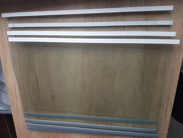 Półki i szuflady do lodówki Polar 7001 OX
