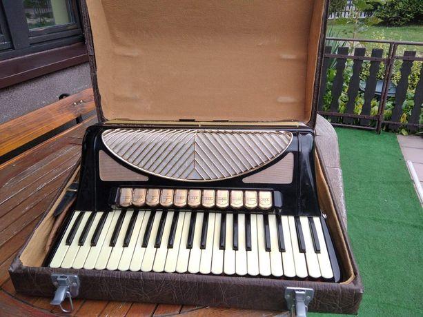 Sprzedam akordeon Hohner Verdi V Musette 120 basów (możliwa zamiana)