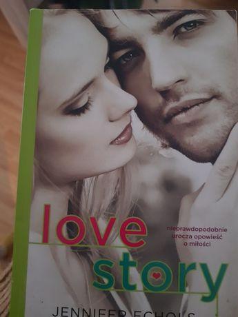 Książka Story Love serii historii romantycznych