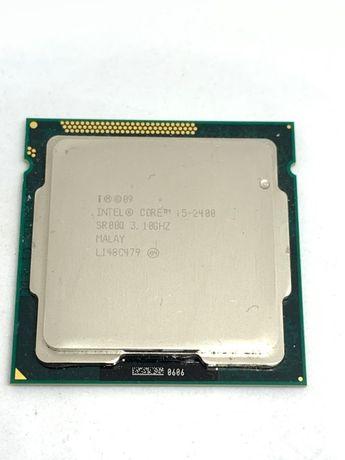 Процессор Intel Core i5 2400 Quad 4x3.1-3.4 6mb cache 5GT/s s1155 ПК
