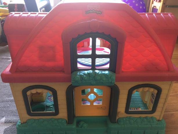 Casa de brincar little people
