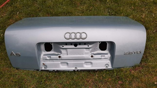 Klapa tylna Audi A6 C5 Sedan