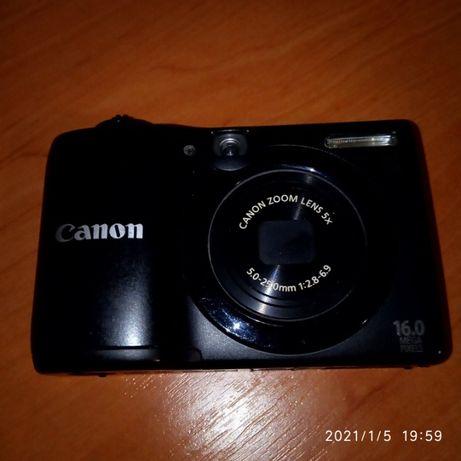 Продам фотоаппарат Canon Power Snot A1300