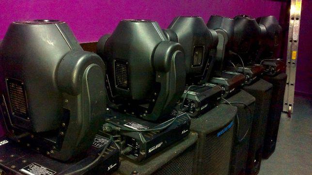 Robe Xt 250 spot Динамический световой прибор (голова) 6шт.