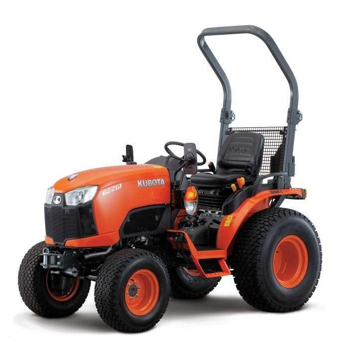 Traktorek Kubota B2261 Hydrostat, RATY 0% 4x4,PROMOCJA! ŚLĄSK