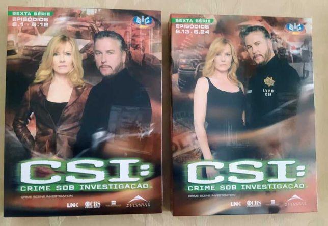CSI - Temporada 6
