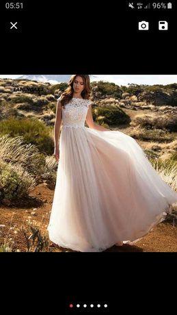 Sukienka ślubna 44