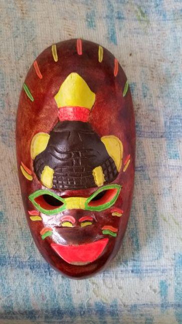 Máscaras de colecção de vários países II: