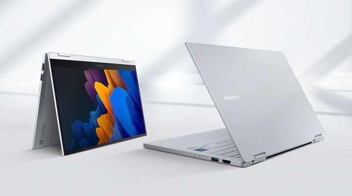 Samsung Galaxy Book Flex2 5G i5 13,3'' 8GB 256GB SSD Royal Silver