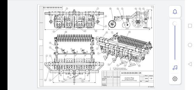 Мультифункціональний агрегат обробки і підготовки грунту AGROJET