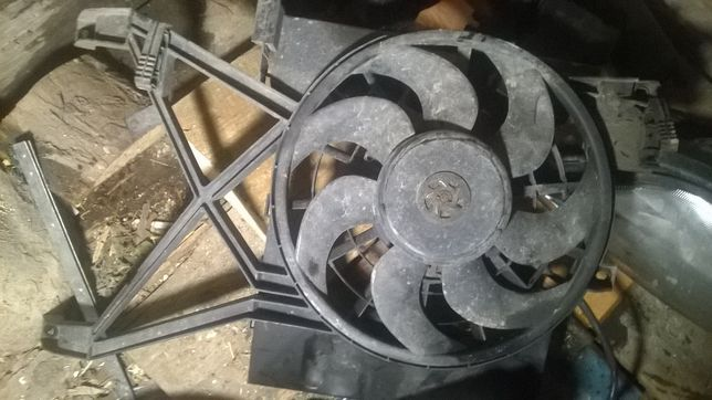 Опель вектра б 2.0 тді радіатор турбіни і інтеркулера генератор,старте