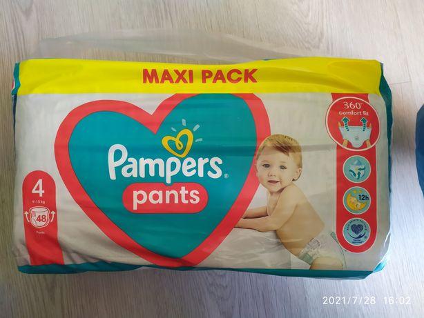 Трусики Pampers pants, трусики- підгузки